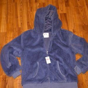 Justice Teddy Bear jacket